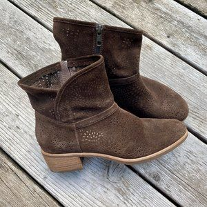 UGG Perf Suede Boots